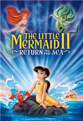 The Little Mermaid 2: Return to the Sea (2000) 1080p Poster