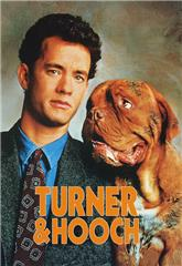 Turner & Hooch (1989) bluray Poster