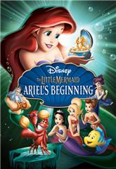 The Little Mermaid: Ariel's Beginning (2008) bluray Poster