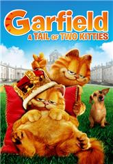 Garfield: A Tail of Two Kitties (2006) bluray Poster