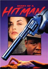 Diary of a Hitman (1991) bluray Poster