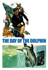 The Day of the Dolphin (1973) bluray Poster