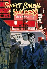 Sweet Smell of Success (1957) bluray Poster