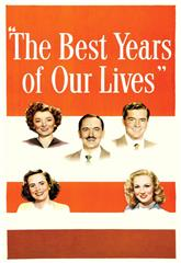 The Best Years of Our Lives (1946) bluray Poster