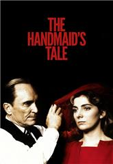 The Handmaid's Tale (1990) bluray Poster