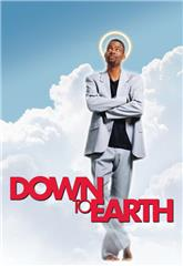 Down to Earth (2001) web Poster