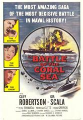 Battle of the Coral Sea (1959) 1080p web Poster