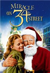 Miracle on 34th Street (1947) bluray Poster