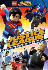 Lego DC Super Heroes: Justice League - Attack of the Legion of Doom! (2015) 1080p Poster