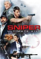 Sniper: Ultimate Kill (2017) 1080p bluray Poster