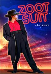 Zoot Suit (1981) bluray Poster