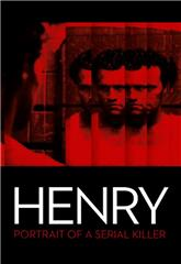 Henry: Portrait of a Serial Killer (1986) 1080p bluray Poster