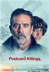The Postcard Killings (2020) bluray Poster