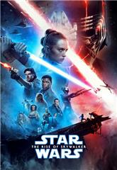 Star Wars: The Rise Of Skywalker (2019) bluray Poster