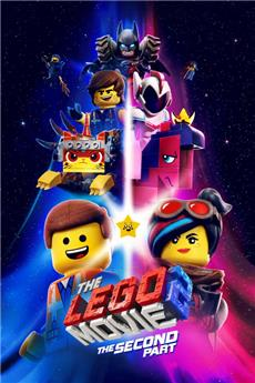 The Lego Movie 2: The Second Part (2019) Poster