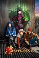 Descendants (2015) web Poster