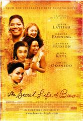 The Secret Life of Bees (2008) bluray Poster