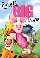 Piglet's Big Movie (2003) bluray Poster