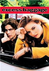 Excess Baggage (1997) bluray Poster