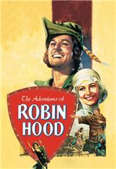 The Adventures of Robin Hood (1938) 1080p bluray Poster
