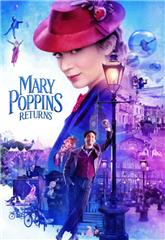 Mary Poppins Returns (2018) 1080p Poster