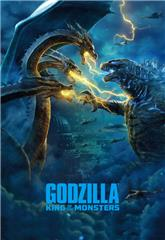 Godzilla: King of the Monsters (2019) bluray Poster