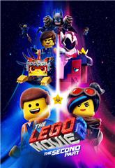 The Lego Movie 2: The Second Part (2019) bluray Poster