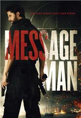 Message Man (2018) web Poster