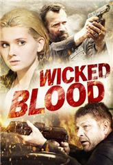 Wicked Blood (2014) bluray Poster