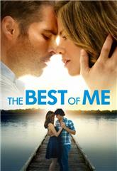 The Best of Me (2014) bluray Poster