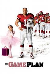 The Game Plan (2007) 1080p bluray Poster