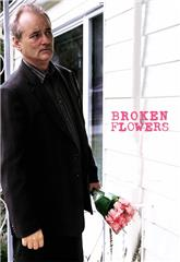 Broken Flowers (2005) bluray Poster