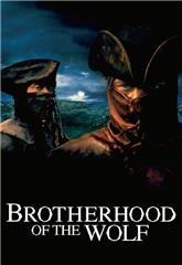Brotherhood of the Wolf (2001) 1080p Poster