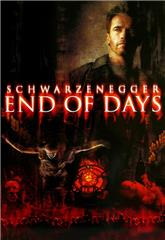 End of Days (1999) bluray Poster