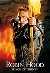 Robin Hood: Prince of Thieves (1991) bluray Poster