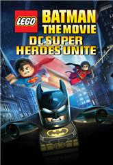 Lego Batman: The Movie - DC Super Heroes Unite (2013) bluray Poster