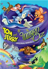 Tom and Jerry & The Wizard of Oz (2011) bluray Poster