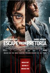 Escape from Pretoria (2020) bluray Poster