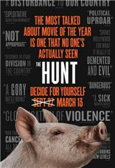 The Hunt (2020) 1080p web Poster
