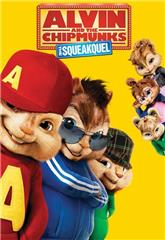 Alvin and the Chipmunks: The Squeakquel (2009) bluray Poster