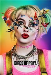 Birds of Prey: And the Fantabulous Emancipation of One Harley Quinn (2020) bluray Poster