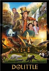 Dolittle (2020) 1080p bluray Poster