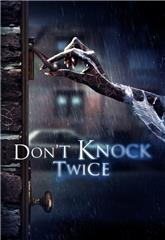 Don't Knock Twice (2016) 1080p bluray Poster
