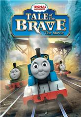 Thomas & Friends: Tale of the Brave (2014) 1080p Poster