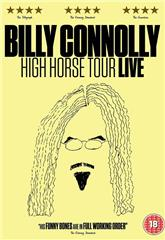 Billy Connolly: High Horse Tour Live (2016) Poster