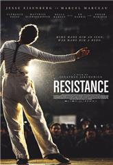 Resistance (2020) 1080p Poster