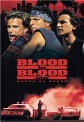 Blood In, Blood Out (1993) Poster