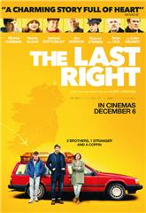 The Last Right (2019) Poster