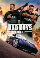 Bad Boys for Life (2020) 4K Poster