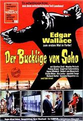 The Hunchback of Soho (1966) Poster